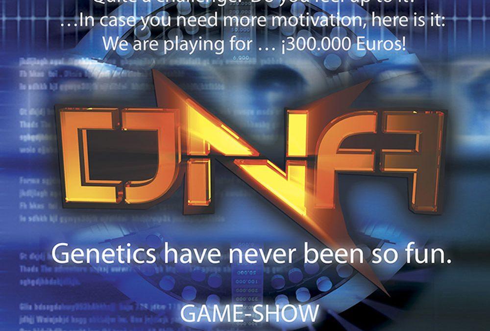 Diseño de carteles para presentar programas y series