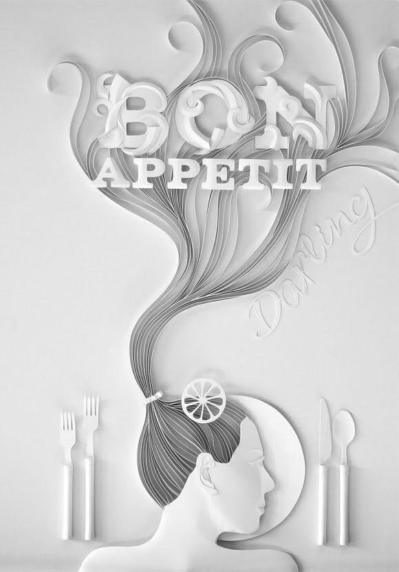 Blog Julia Brodskaya, arte con filigranas de papel. Estudio Aclararte.