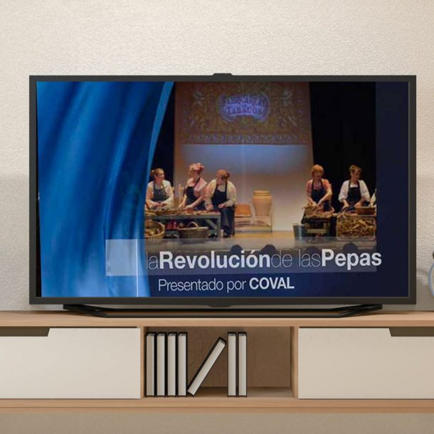 """Edición del Vídeo teatral """"La revolución de las Pepas"""""""