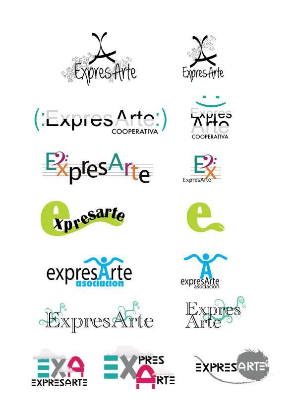expresarte-logos
