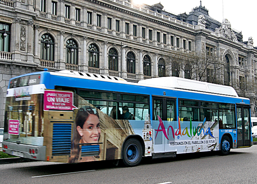Diseño de acciones promocionales para Fitur 2011