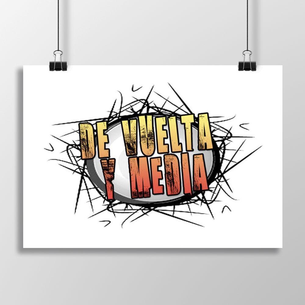 Creación de Logos y flyers para programas de televisión