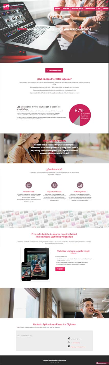 web-appsproyectosdigitales-portafolio-klerr