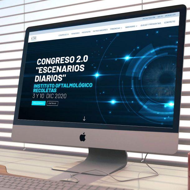Congreso online a través de webinar y ponencias digitales